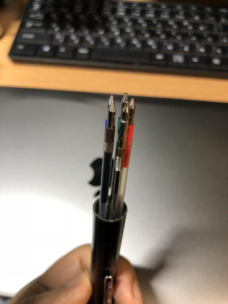 ジェットストリーム 多機能ペン