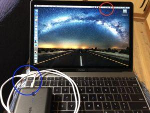 モバイルバッテリーはMacBookに使える!