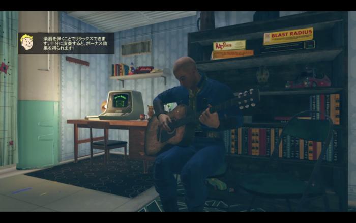 Fallout76 B.E.T.A参加
