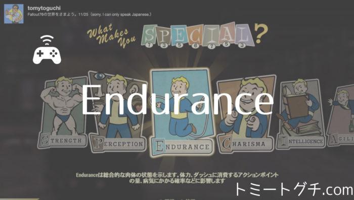 Fallout76 Endurance