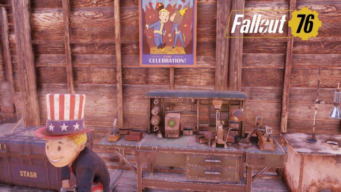 Fallout76 虫眼鏡を使おう