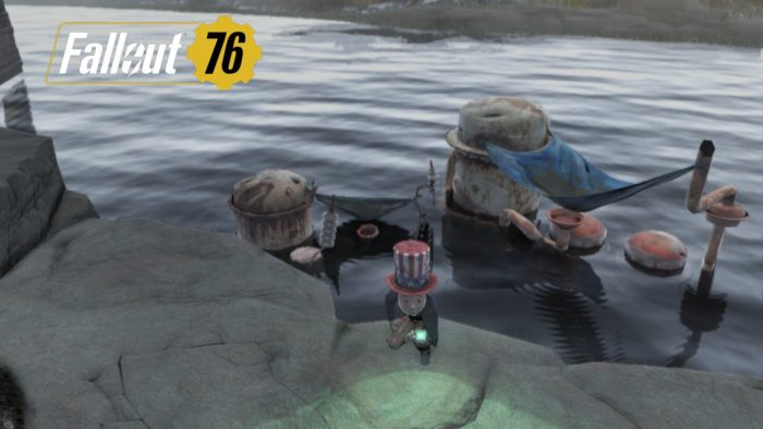 Fallout76 アドバイス