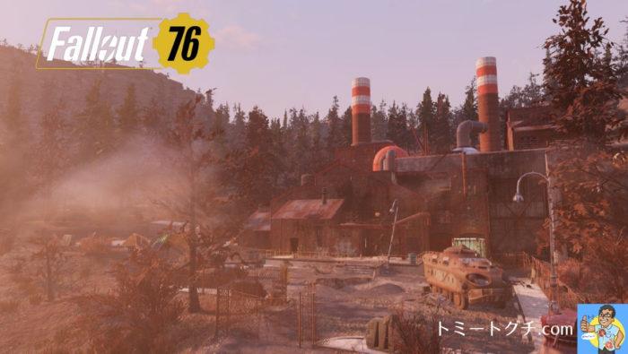 Fallout76 ワークショップ