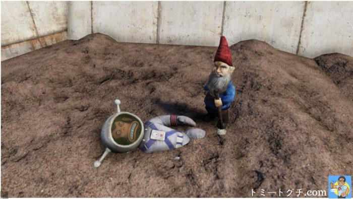 Fallout76 モンキー