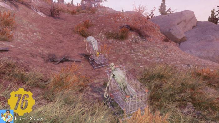 Fallout76 シュールな画像