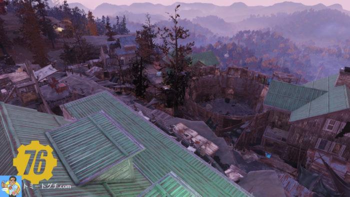 Fallout76 プレザントバレー・スキーリゾート