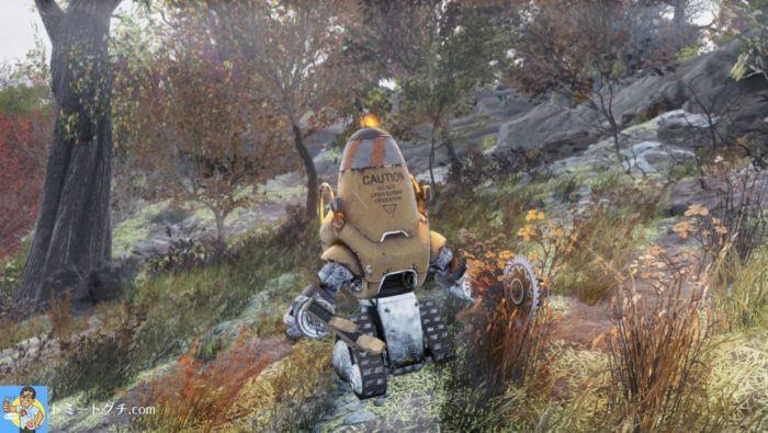 Fallout76 ギルマン製材所