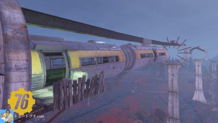 Fallout76 クランベリー湿原