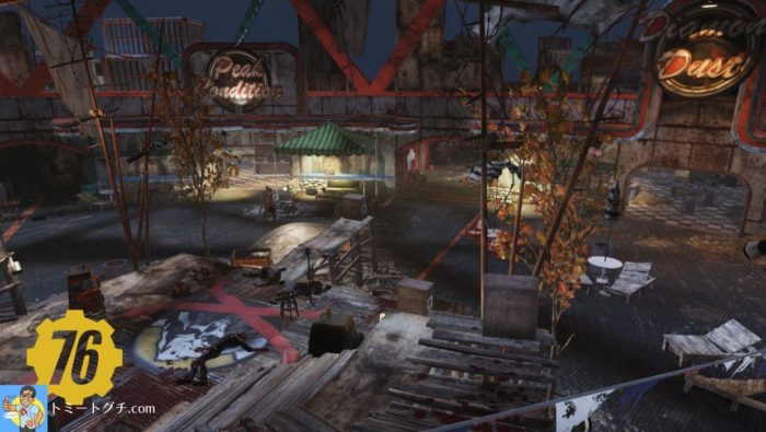 Fallout76 世界の頂上