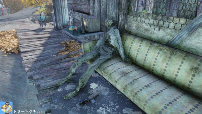 20190615 Fallout76 ヌカ・シャイン 効果