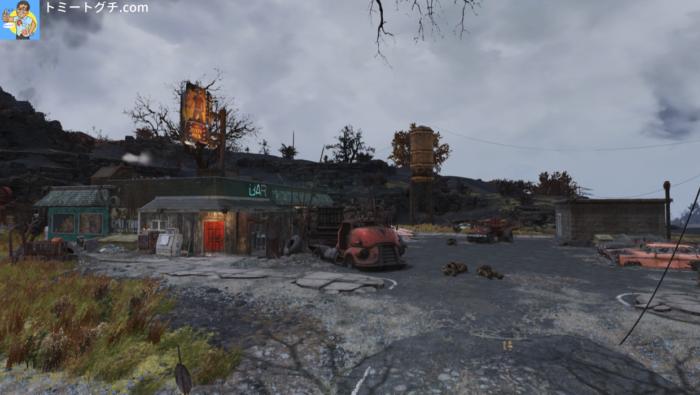 20200308_Fallout76 ラスティ・ピック