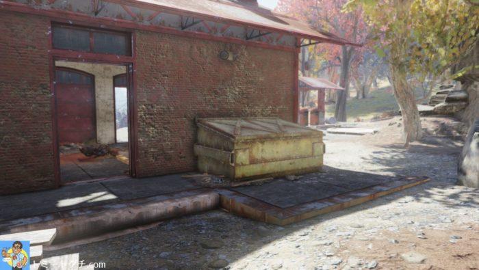 Fallout76 ウィルソン・ブラザーズ自動車修理屋