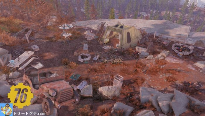 Fallout76 クマさん