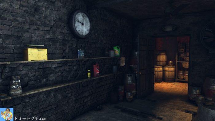 Fallout76 ビッグ・アルのタトゥーパーラー