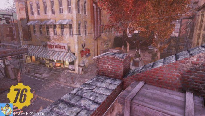 Fallout76 ポイント・プレザント