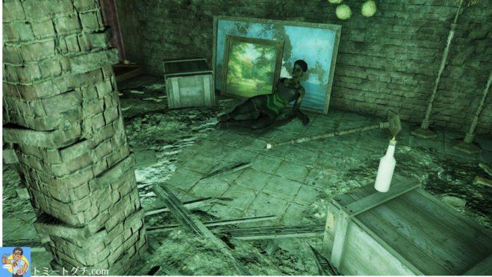 Fallout76 ホーンライトの夏の別荘