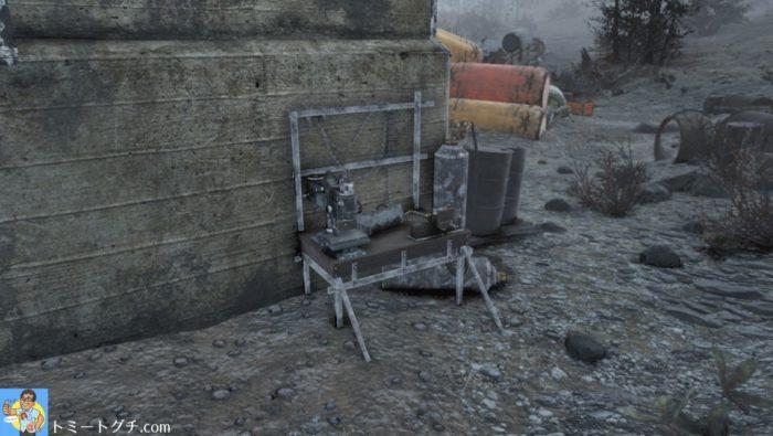 Fallout76 ホーンライトの試験場#03