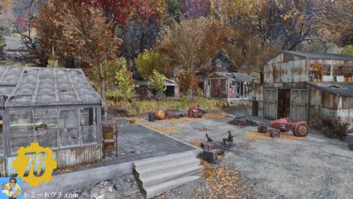 Fallout76 プラスチック