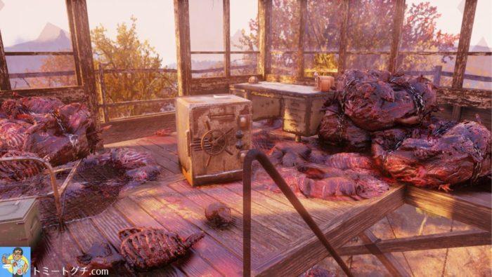 Fallout76 北カナー監視地点