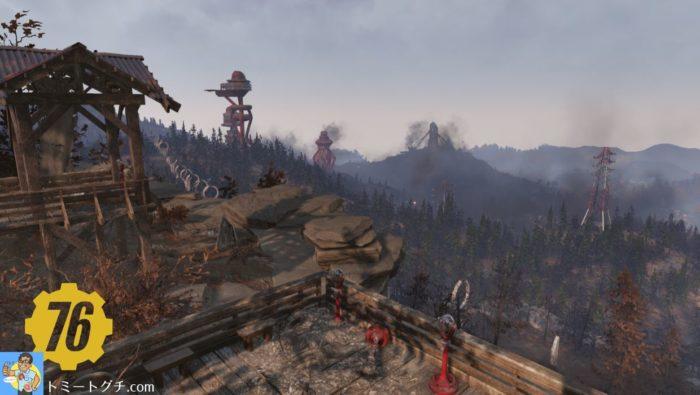 Fallout76 展望台