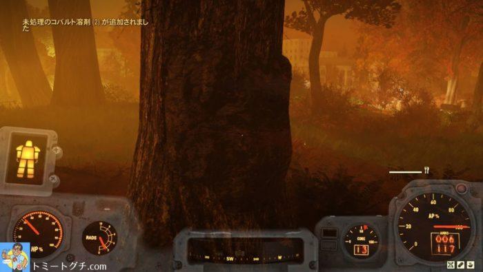 Fallout76 溶剤