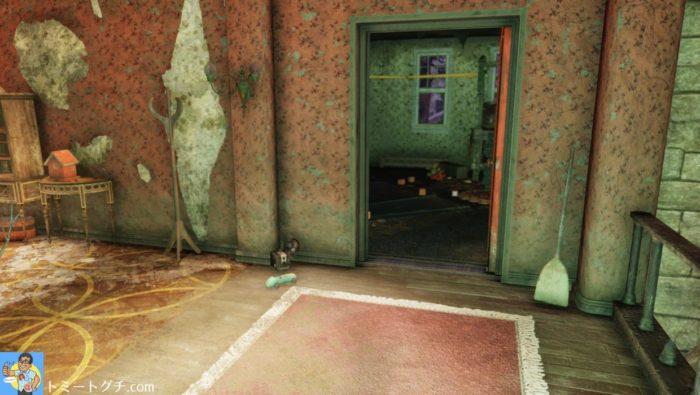Fallout76 見晴らしのいいキャビン