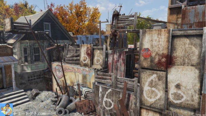 Fallout76 サットン