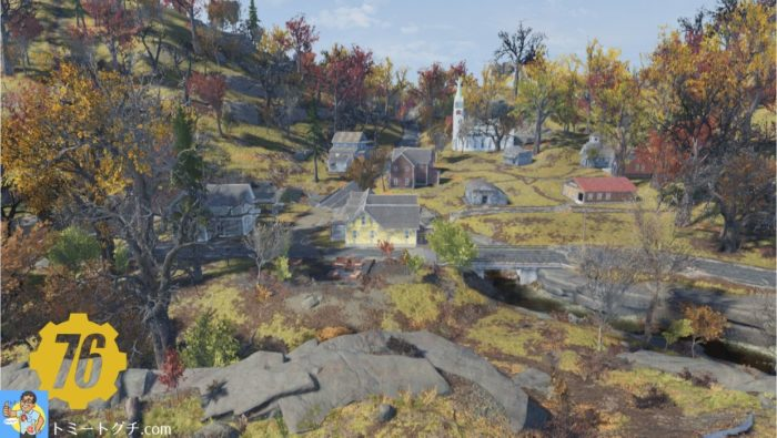 Fallout76 ヘルヴェティア