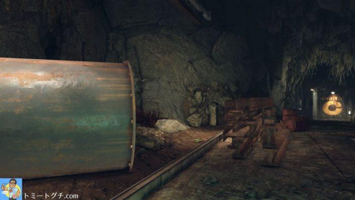 Fallout76 ホタル 場所