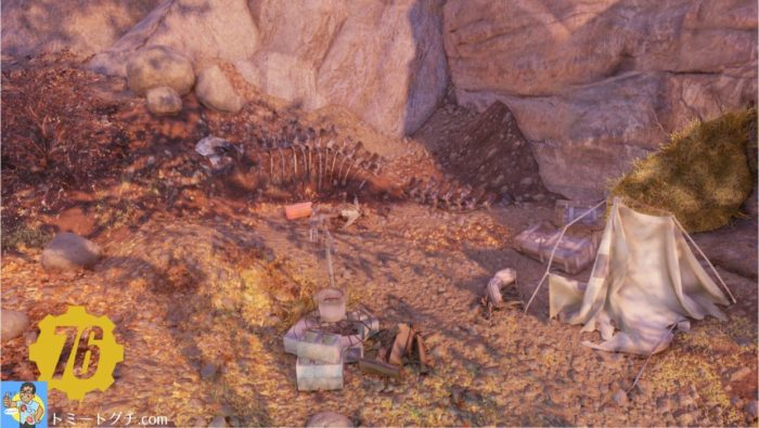 Fallout76 化石