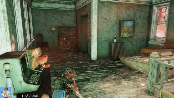 Fallout76 サンズ・オブ・デーンの屋敷