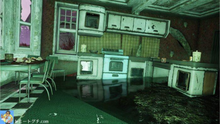 Fallout76 サンライズ牧場