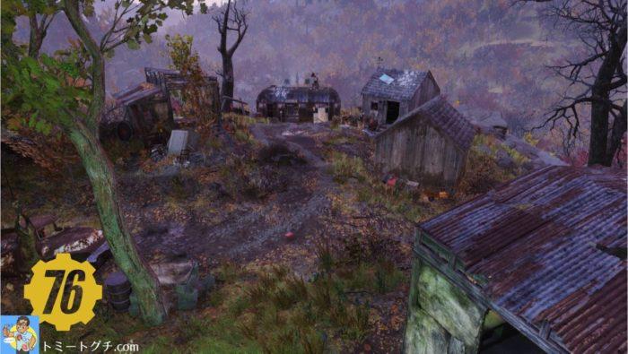 Fallout76 ダーリン・シスターの研究所