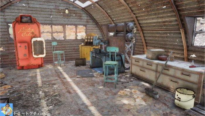 Fallout76 採石場X3