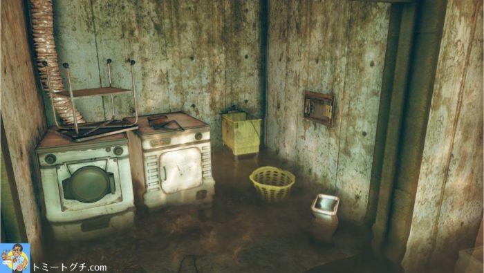 Fallout76 放棄されたバンカー
