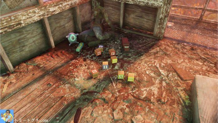 Fallout76 東カナー監視地点