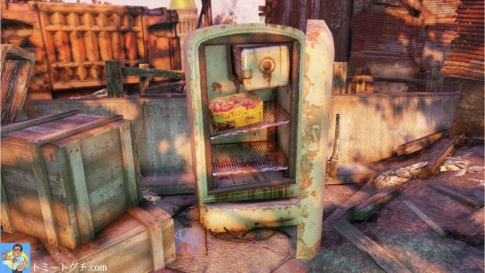 Fallout76 サマーズビルダム