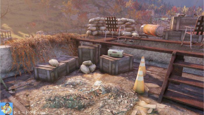 Fallout76 サマーズビル