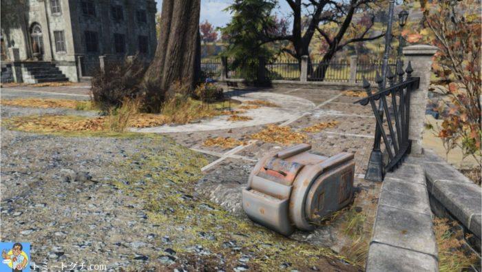 Fallout76 シュガー・メープル