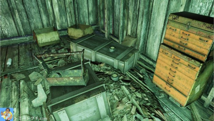 Fallout76 シルヴァ農場