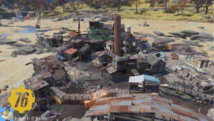 Fallout76 ニュー・ギャド