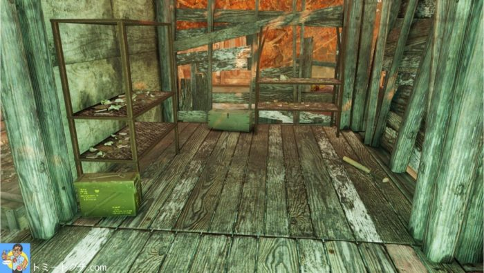 Fallout76 バークレー・スプリングス