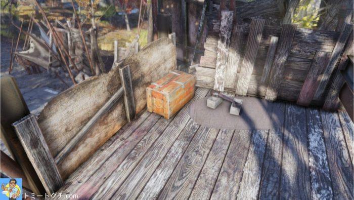 Fallout76 ブリーディング・ケイトのグラインドハウス