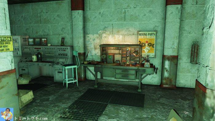 Fallout76 ホワイトスプリング・リゾート