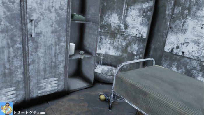 Fallout76 発射基地ハンコック
