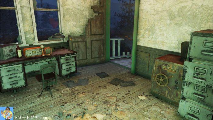 Fallout76 NAR修理場