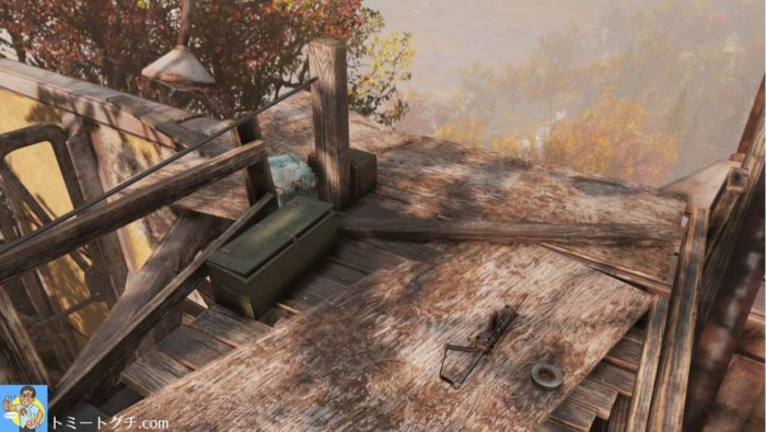 Fallout76 ウィドウズ・パーチ