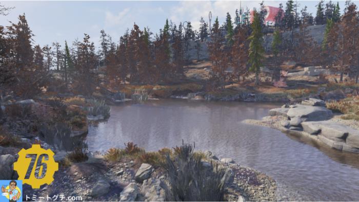 Fallout76 ツイン・レイクス