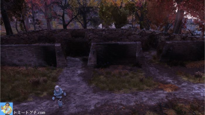Fallout76 トーランスの家