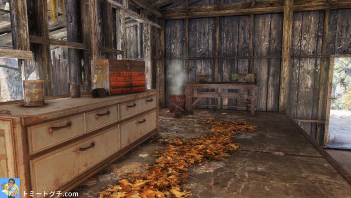 Fallout76 オーウェル果樹園